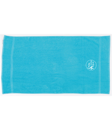 Little Aqua Towel