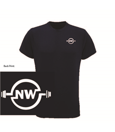 NW Fitness Women's Fit Performance T Shirt