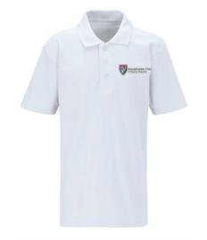 White Classic Polo Shirt