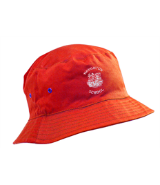 Houghton Sunhat with printed logo