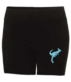 Cambridge Cangaroos Girls Gym Shorts