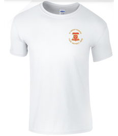 Heavy Cotton T-Shirt with Ely Diocesan Association Embroidery