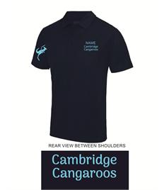 Cambridge Cangaroos Men's Polo