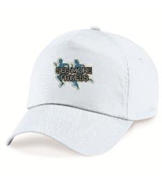 See More Fitness Printed Baseball Cap