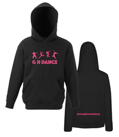 Gail Henry School of Dance Kids Classic Hooded Sweatshirt