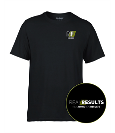 Realfit Men's Gildan performance t-shirt