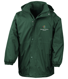 WARBOYS ACADEMY REVERSIBLE STORMDRI 4000 JACKET WITH EMBROIDERED LOGO