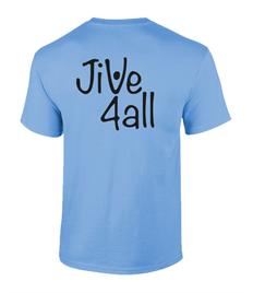 Jive4all Ultra Cotton Adult T-Shirt