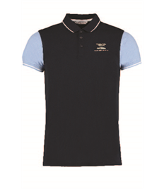 Airship Heritage Trust Contrast Polo