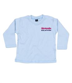 Little Munchkins Nursery and Pre-School Long Sleeved T-Shirt