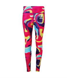 Women's Tri-Dri Performance Aurora Leggings