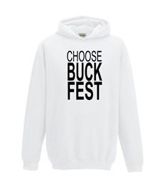 Choose Buckfest Hoodie