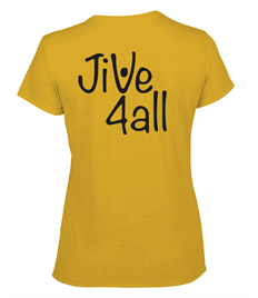 Jive4all Women's Performance Core T-Shirt