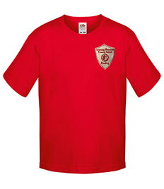 PE T-shirt with embroidered HOUSE logo