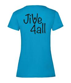 Jive4all Women's Softspun T