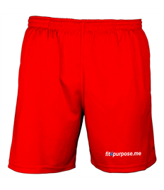 AWD Cool shorts with Fit4Purpose printed left leg
