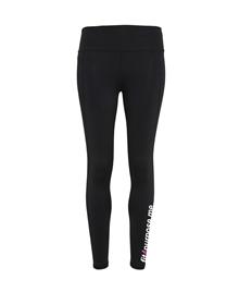 Gamegear® full length leggings with Fit4Purpose down left leg