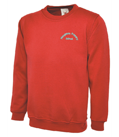 Houghton Sweatshirt with embroidered logo (Adult Sizes)