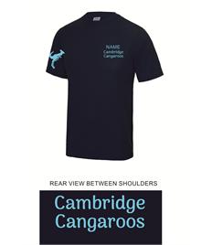Cambridge Cangaroos Mens Cool T