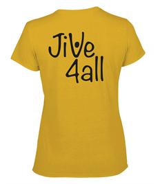 Jive4all Performance Adult Core T-Shirt