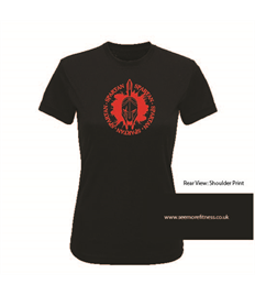 See More Fitness Women's Spartan Performance Tee