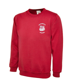 Houghton Sweatshirt with embroidered logo