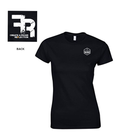 Fitness Rush Ladies Regular Fit T-Shirt