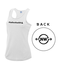 NW Fitness Woman's Cool Vest