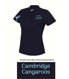 Cambridge Cangaroos Ladies Polo