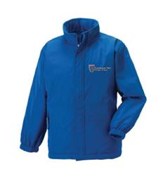 Royal Blue Reversible Jacket