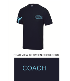 Cambridge Cangaroos Men's Cool T Shirt - COACH