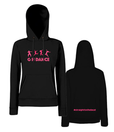 Gail Henry School of Dance Classic 80/20 Hooded Sweatshirt
