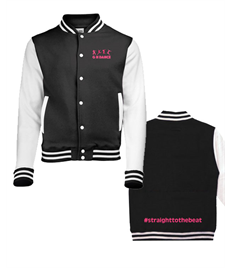 Gail Henry School of Dance Kids Varsity Jacket