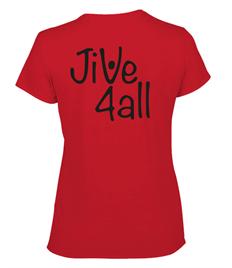 Jive4all V-Neck Girlie Cool T